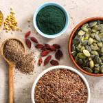 Superfoods -wielka moc ukryta w żywności