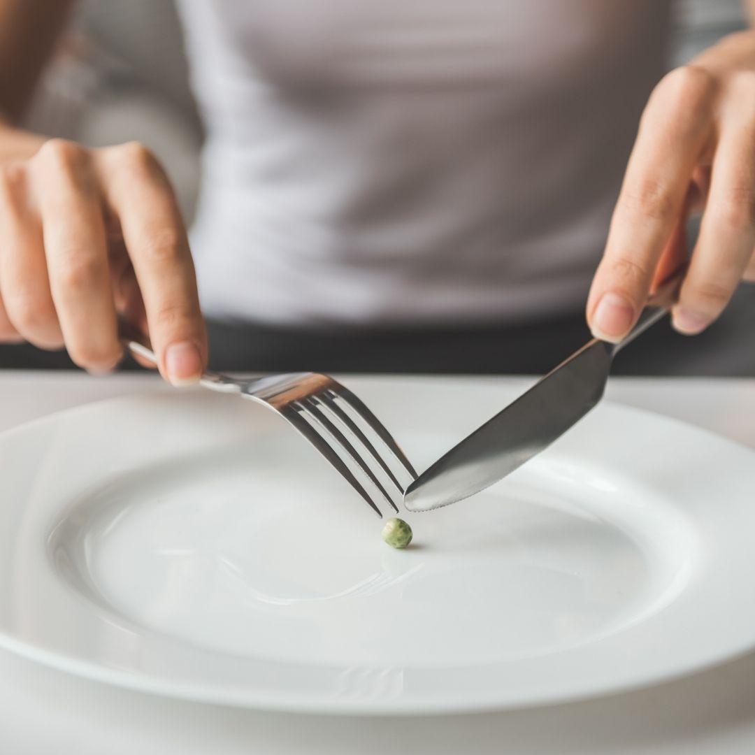 Nawet restrykcyjne diety nie są skuteczne przy obrzęku lipidowym.