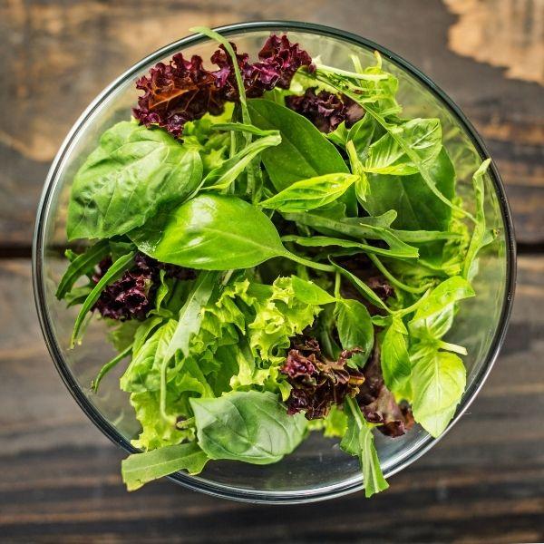 Zielone, liściaste warzywa pełnią szczególnie ważną rolę w prewencji cukrzycy typu 2.