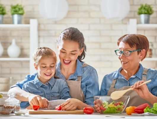 Dieta dla niejadka musi być różnorodna