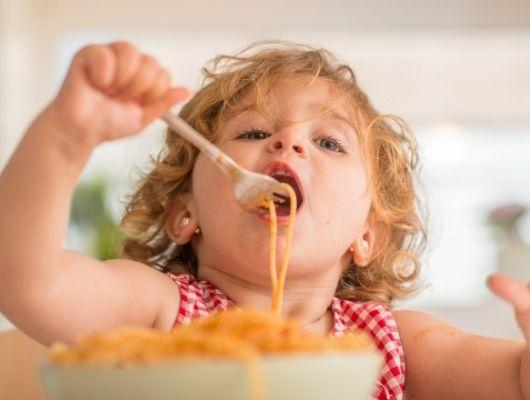 Dieta dla niejadka musi być rożnorodna