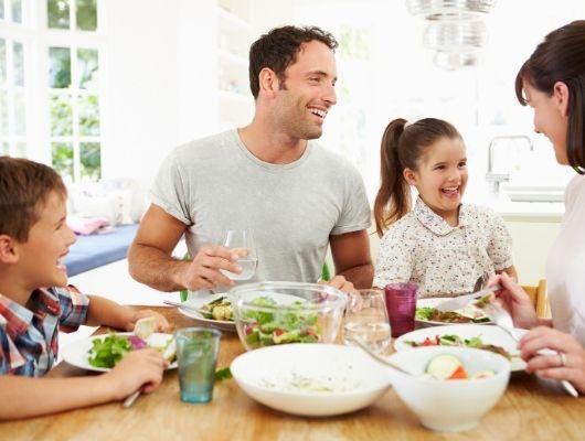 Uregulowanie pory spożywania posiłków