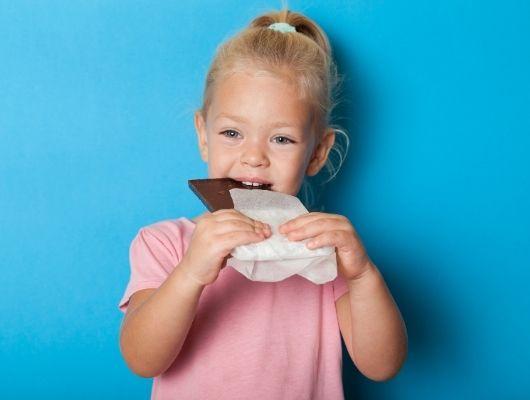 Z diety dla niejadka należy wykluczyć cukier