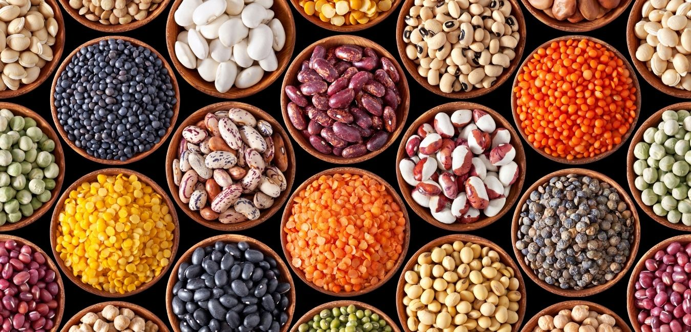 Rośliny strączkowe w walce z cholesterolem.