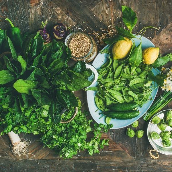 Nowalijki w wiosennej diecie
