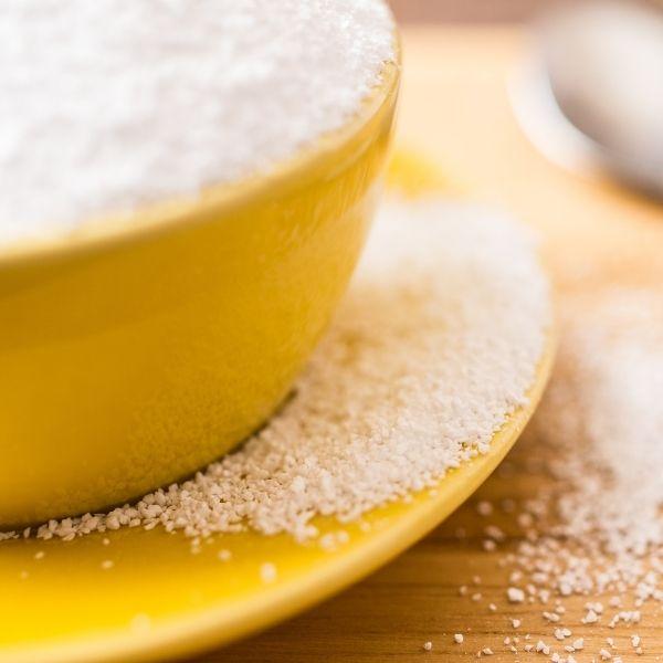 Sorbitol to popularny zamiennik cukru.