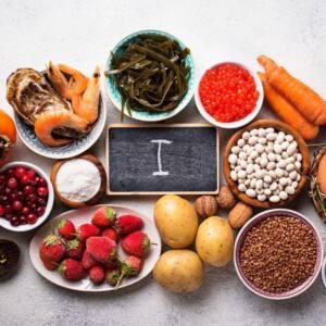 Jod to ważny składnik diety w chorobie Hashimoto,