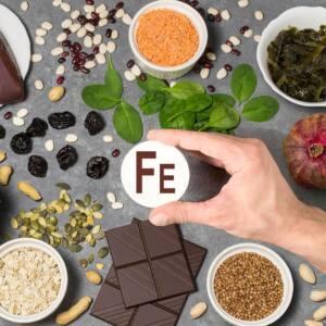Żelazo to ważny składnik diety w chorobie Hashimoto,