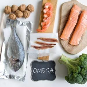 Kwasy tłuszczowe omega to ważny składnik diety w chorobie Hashimoto,