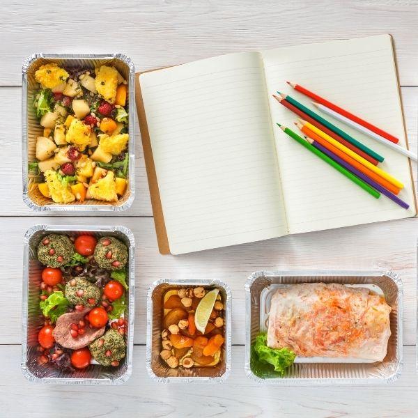 Planuj posiłki z warzywami dla dzieci.
