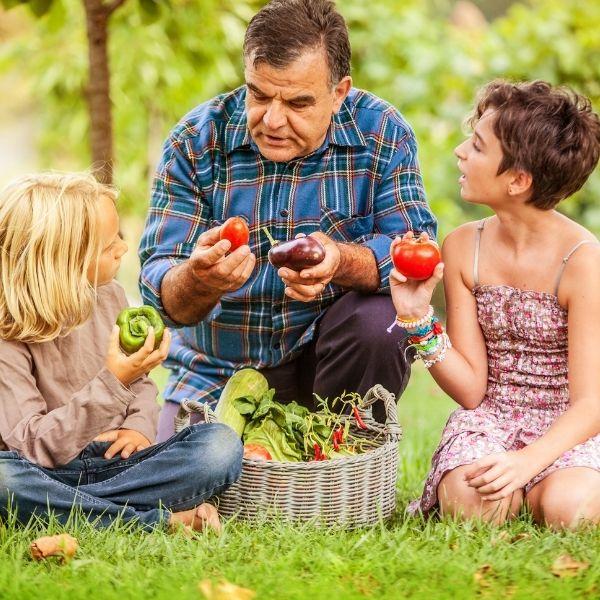 Wyjaśnij, dlaczego warto jeść warzywa.
