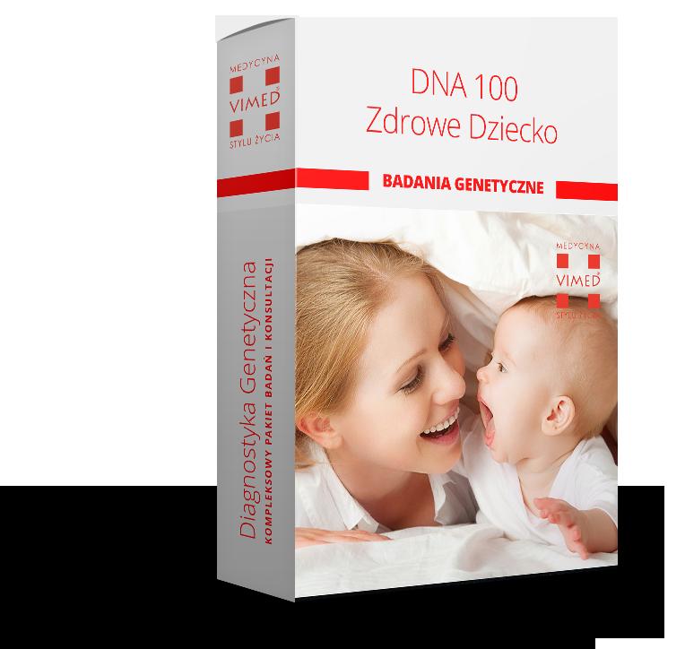 pakiet_DNA100_ZdroweDziecko