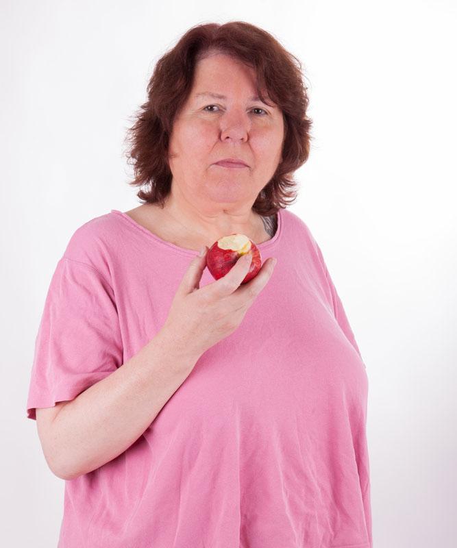 Odchudzanie po menopauzie