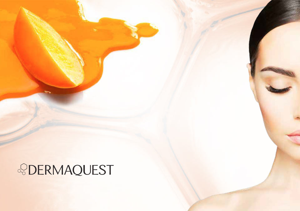 Peeling Mango DermaQuest