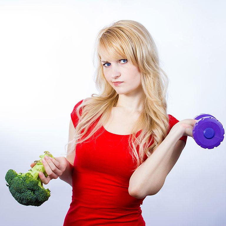 Dieta Czy Trening Co Szybciej I Skuteczniej Odchudza