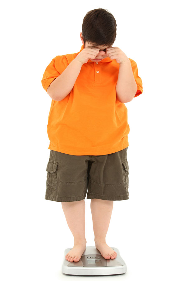 Nadwaga dziecka