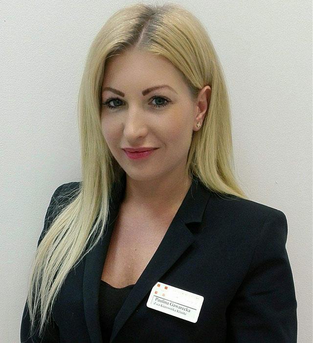 Paulina Gawarecka