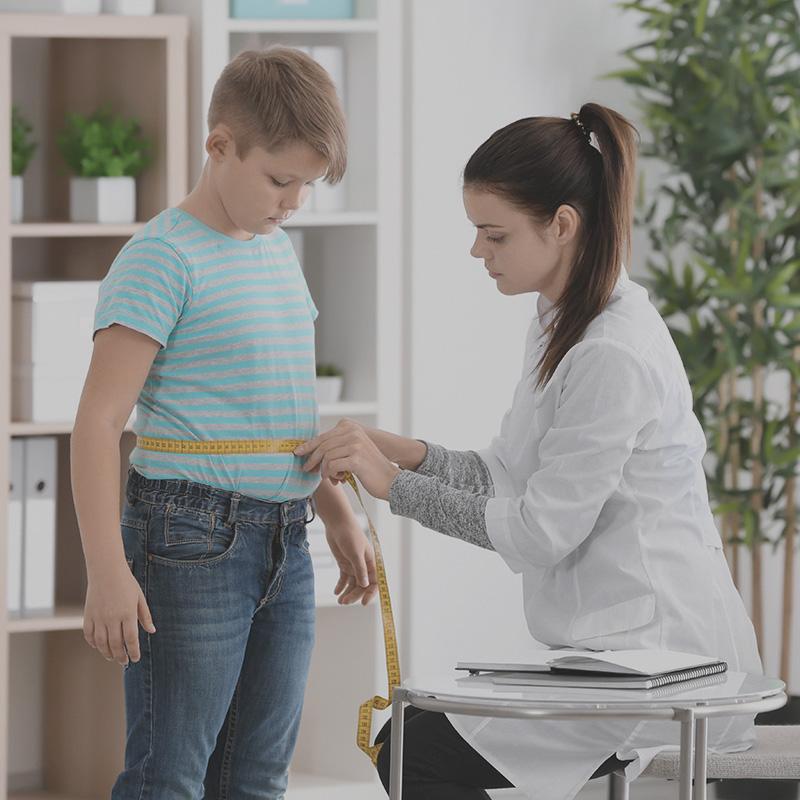 Odchudzanie dzieci i młodzieży