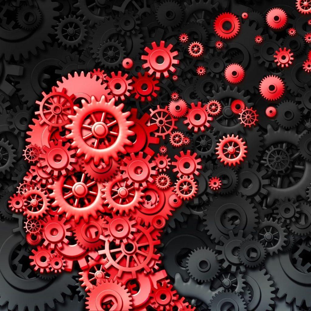 Mgła mózgowa jest spowodowana przewlekłym stanem zapalnym