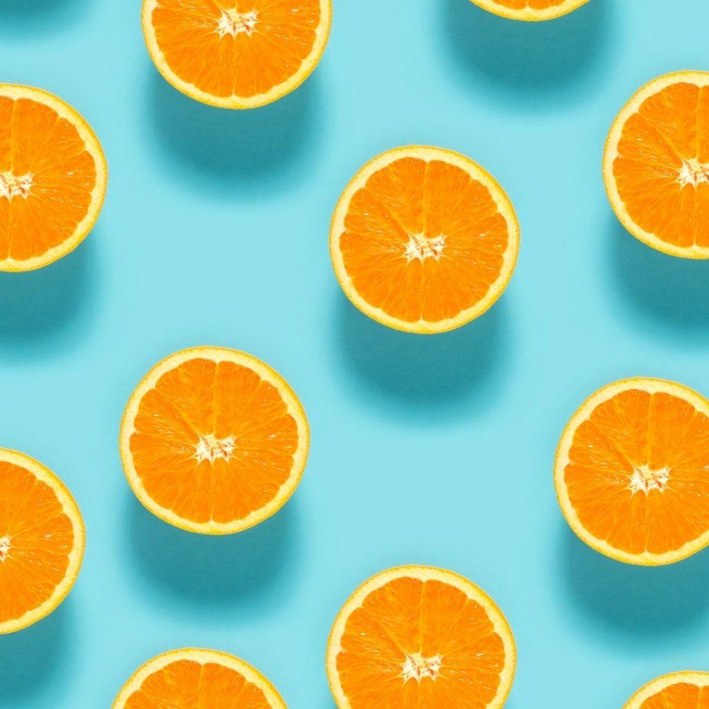 Pomarańcze są pomocne na ból stawów.