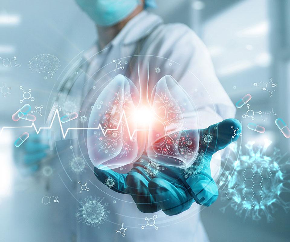 COVID-19 – Infekcja dolnych dróg oddechowych
