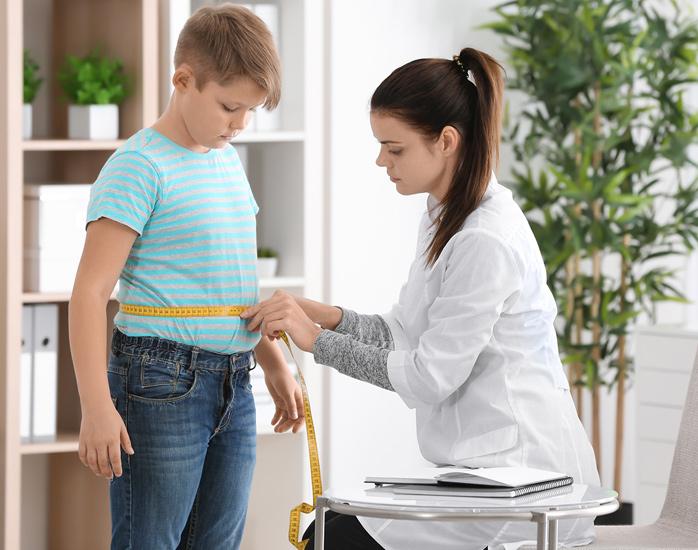 Odchudzanie dzieci