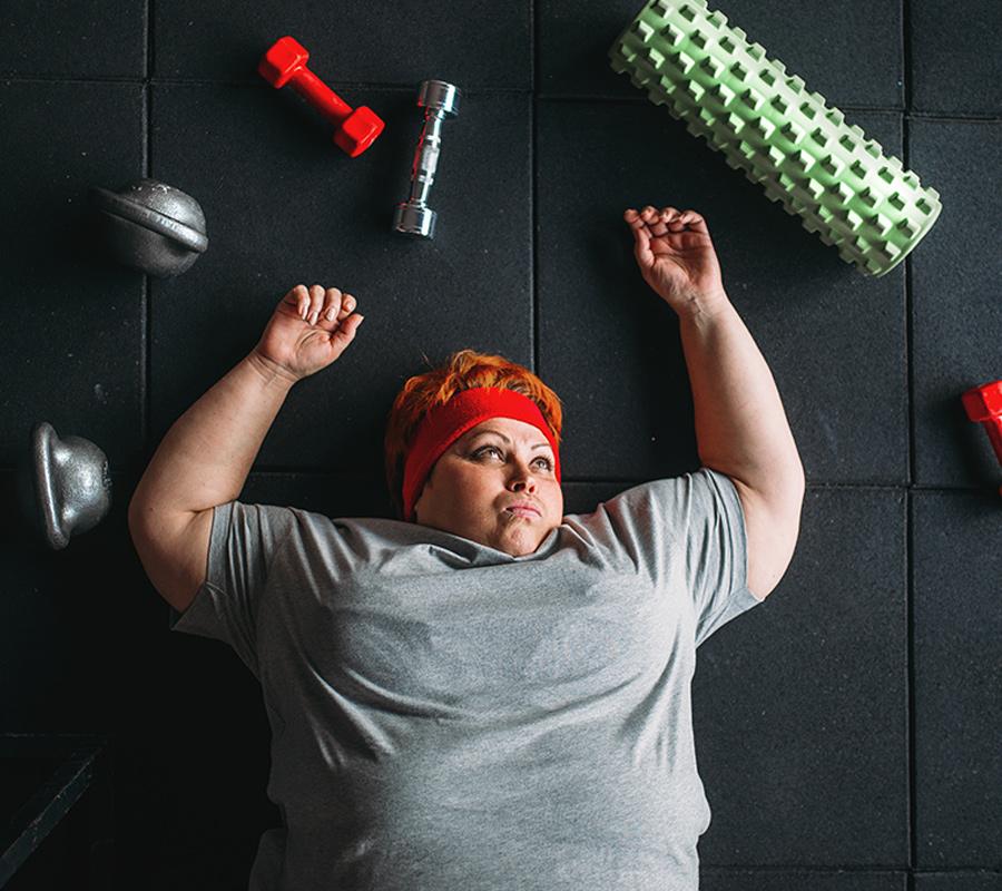 Odchudzanie na siłowni