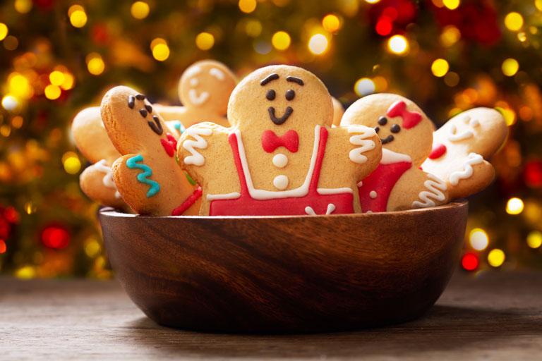 Ogranicz słodkie przekąski i desery
