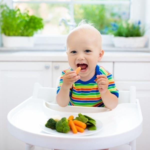 Zdrowa dieta dziecka z AZS