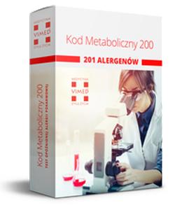 Kod Metaboliczny 200