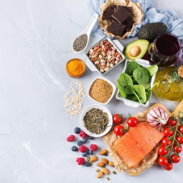 Postępowanie żywieniowe w leczeniu łuszczycy.