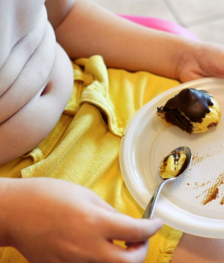 Czynniki metaboliczne otyłości u dzieci.