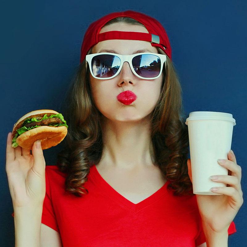 Nadwaga u nastolatków