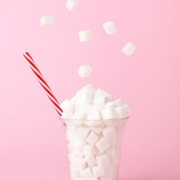 Ogranicz napoje słodzone i napoje gazowane