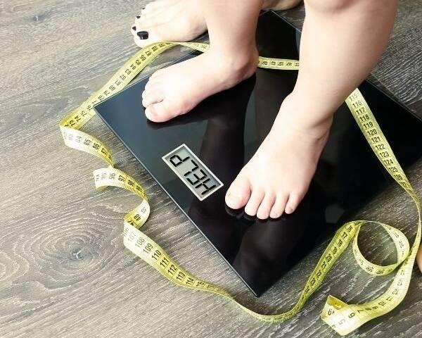 Nadwaga czy otyłość u dzieci.