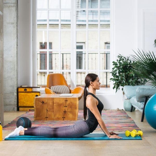 Zadbaj o zdrową, niezbyt forsowną aktywność fizyczną