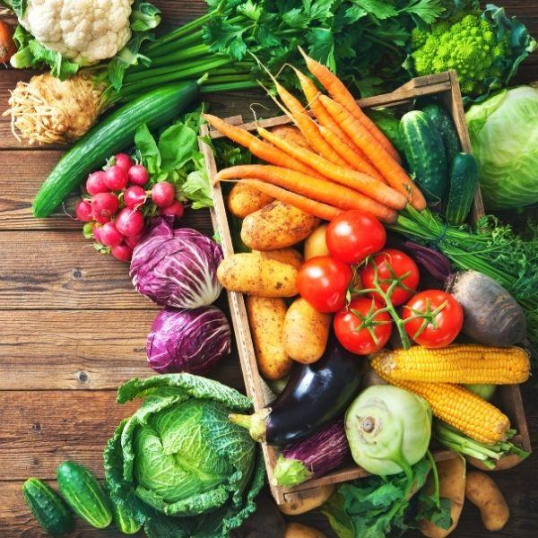 Jedz warzywa w każdej postaci