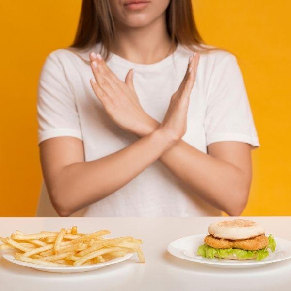 Dieta eliminacyjna z ograniczeniem żywności przetworzonej