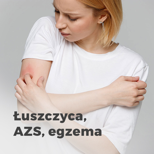 Innowacyjne leczenie przewlekłych chorób skóry - łuszczyca i AZS